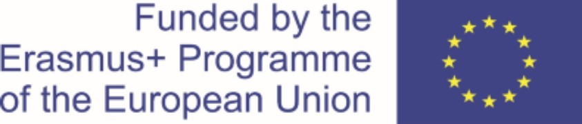 Funded by the Erasmus  Programme of the European Union