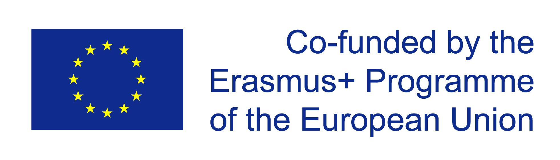 Cofinancé par le programme Erasmus  de l'Union européenne